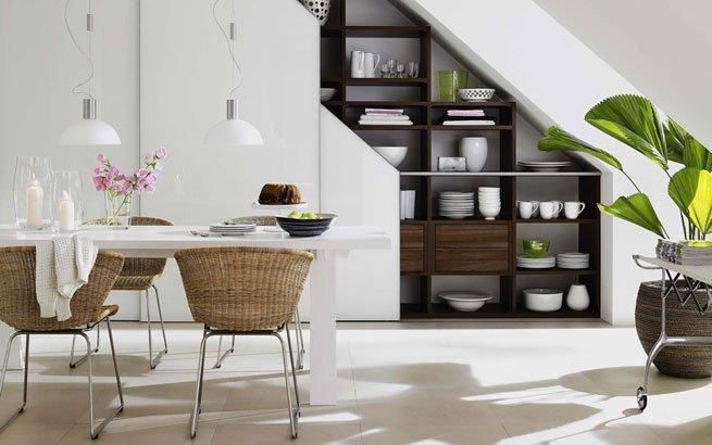 dachschr ge kluge l sungen f r das wohnproblem. Black Bedroom Furniture Sets. Home Design Ideas